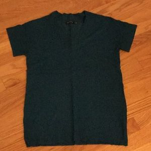 The Limited Short sleeve sweater